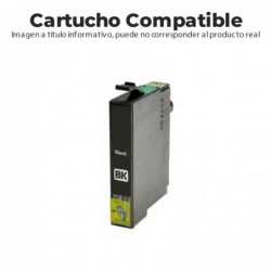 CARTUCHO COMPATIBLE CON HP...