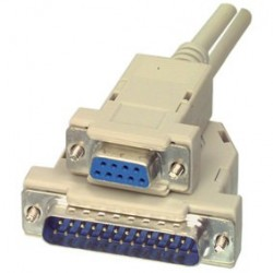 CABLE SERIE NULL MODEM...